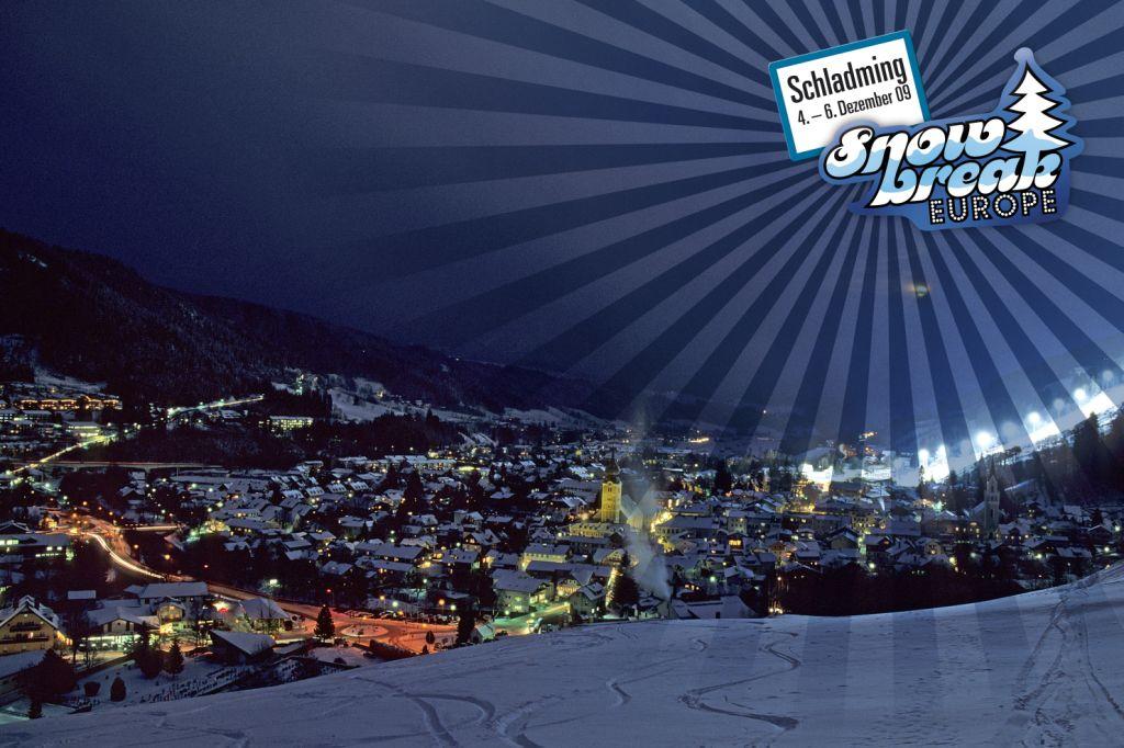 Snowbreak in Schladming